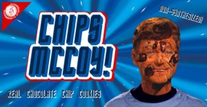Chips McCoy! by groundhog22