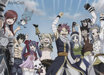Fairy Tail 435. by AlynColt