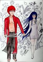 GaaraxHinata - Married to the Kazekage by kunoichi007