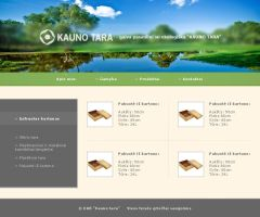 Kauno tara web design by PauliusC