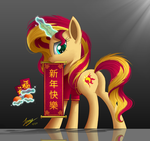 Shimmer wishes you a Happy Chinese New Year! by Duskie-06