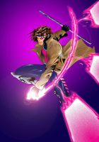 Gambit by Bigdowser