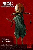 SDL: KOZA by kirogi-dog