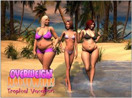 Overweight Housewifes by Rendermojo