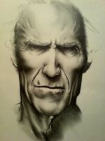 Clint Eastwood by In5an1ty