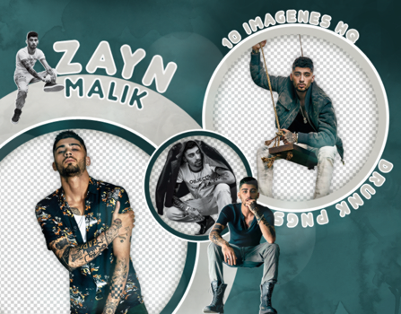 PACK PNG 77 /// ZAYN. by DRUNK-PNGS