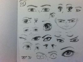 eyes by THEAltimate