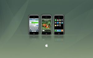 iPhone Wall V3 by stkdesign