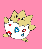 togepi by flamingkitty900