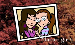 Gilmore Girls by Cool-Hand-Mike