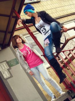 Life is Strange by EthneCosplay