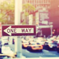 New York - One Way... by DarkSaiF