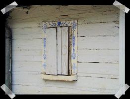 Cottage Window by maadobs-garden