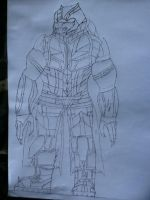 GOW OC: Grenalo by Drivergamer127