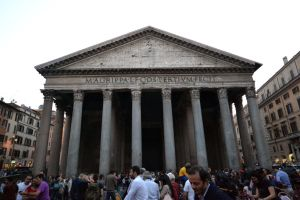 Pantheon by Aude-la-randonneuse