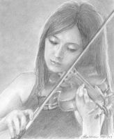 Violinist - FINISHED by Crystalline174