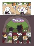 The Flying Lion Page23 by go-ccart
