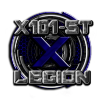 X-101st Legion Alternative 2 Top 10 gift by Morgee123