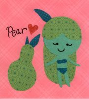 Pear by PixieParrot