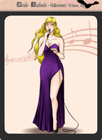 OF: Lounge Singer Thumbelina by Mifmemo