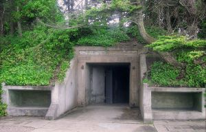 Fort Ebey: Tunnel by Photos-By-Michelle