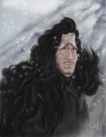 Jon Snow by Rewind-Me