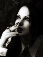 the devil is female by Ego93