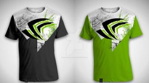 Nvidia Shirt 1 by Sofa-King-Leet