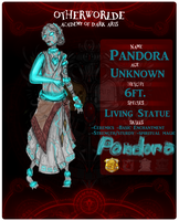 Otherworlde - Pandora ::REF:: by SpunkyTruffles