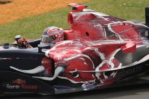 F1 Friday: the Toro Rosso by Calzinger