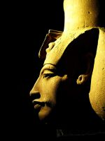 Amenhotep IV by Lemondjinn