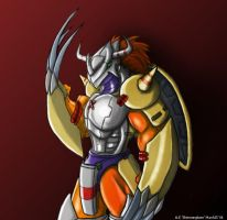 Wargreymon is teh coolz0rz by Shimmergloom