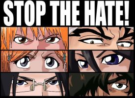 STOP THE HATE by KS-99
