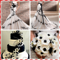 wedding collage by shewolf1D