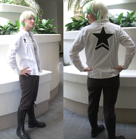 My Abel Cosplay for Yaoi Con by xxx-TeddyBear-xxx
