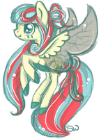 Gift: Juneberry Nightshade by CoffeeCupPup