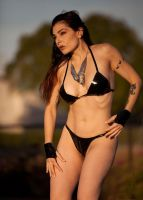 Latex Bikini - 3 by PhotosByPriapus