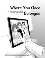 Where You Once Belonged - Page 1 by mysterycycle