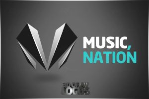 Logo Music Nation 1 by Art-vibrant