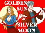 Golden Sun and Silver Moon by GrayInBlack