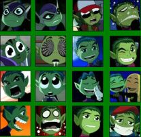Beast Boy by gaaras-girl-14