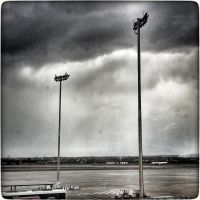 Airport by twitchkowitz