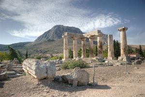 Korinthos - one view by vlr