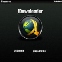 Carbon JDownloader by Matorel by matorel