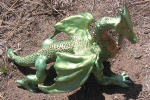 Polymer Dragon shot 3 by thisNoneThis