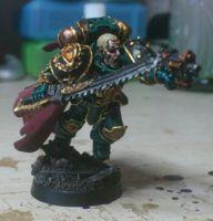Loken form the Sons of Horus by Danhte