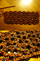 WIP: summer scarf by knotsme