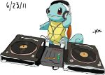 MixMaster Squirtle by AZNkai