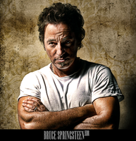 Bruce Springsteen HDR by r4ndomhero