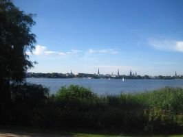 HH: City Tour - Alster 5 by beekay84